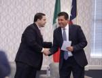 Presenta Gobernador Ventajas Competitivas de Tamaulipas en San Antonio