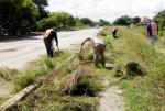 Impulsa el Ayuntamiento Limpieza de Áreas Públicas