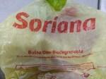 Continúan uso de bolsas de plástico en Mante