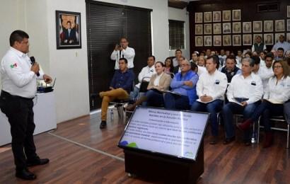 Celebran Marco Normativo y Redes Sociales en la Función Pública