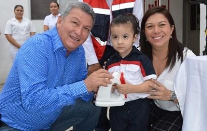 """""""Vamos a dar todo nuestro respaldo a la Cruz Roja"""": Mateo"""
