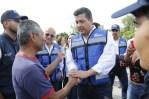 Supervisa Gobernador Unidos por Tamaulipas en Nuevo Laredo