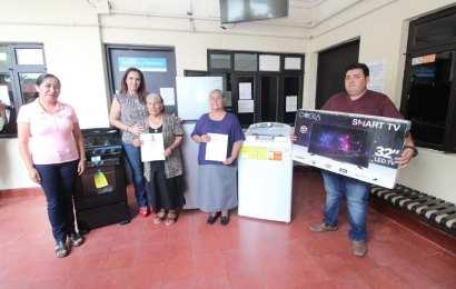 Premian en Xicoténcatl a Contribuyentes Cumplidos