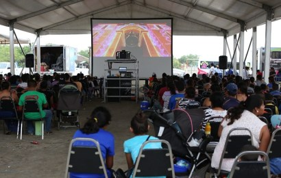 Con éxito cierra Todos al Cine en Tamaulipas
