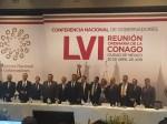 Conferencia de Gobernadores emitirá postura durante acto en Tijuana
