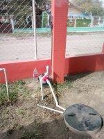 Instalan Bomba de Agua a Centro de Salud de «El Aquiche»