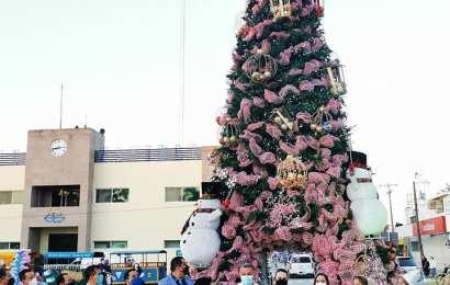 Dan por Iniciadas las Fiestas Navideñas en El Mante