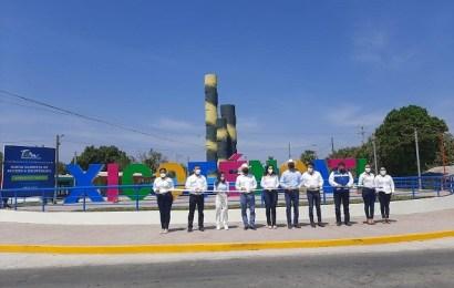 Gobernador Entrega Obras y Pone en Marcha otras Más en Xicoténcatl
