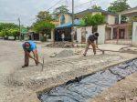 Intensifica Ayuntamiento Reparación de Calles y Avenidas