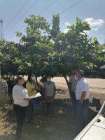 Recorre Escuelas Alcalde de Ocampo para Identificar Problemáticas
