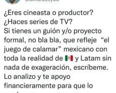 'El Juego del Calamar': Crearán versión mexicana; Simón Levy financiará el proyecto