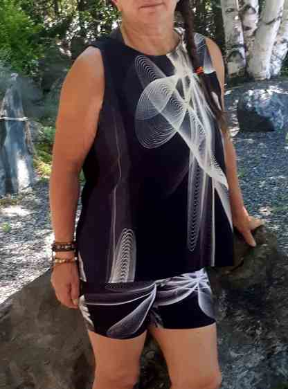 Culotte garçonne