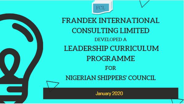 frandek leadership page