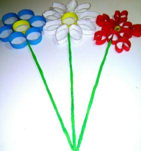 Fleurs sans feuilles