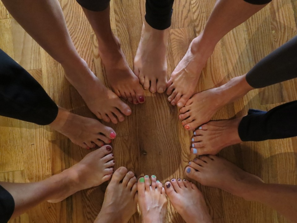 Feet and Toes!