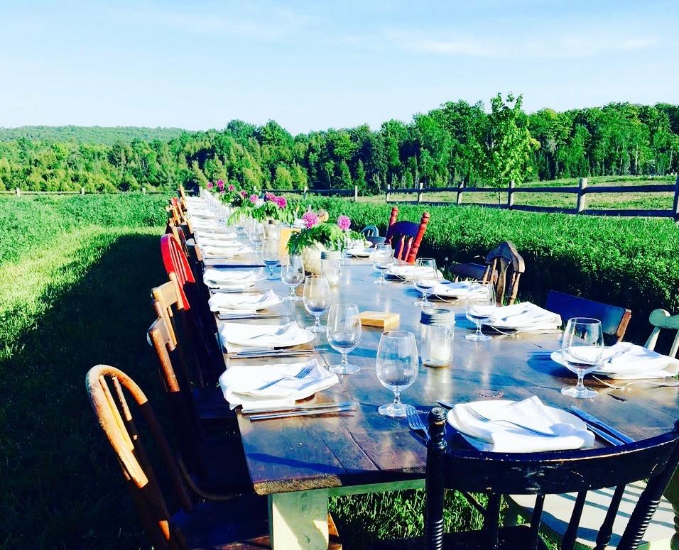 Farm To Table Hatha Yoga Retreat Canada 2021 Yoga By Fran Gallo