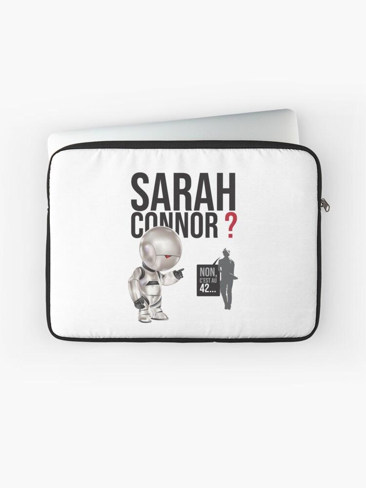Housse d'ordinateur Marvin et Sarah Connor
