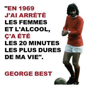 Magnet George Best «En 1969…»