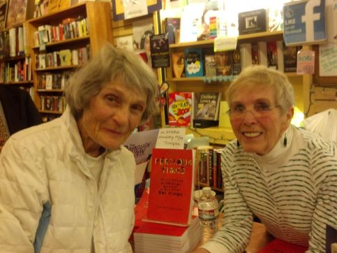 With legendary abortion rights activist Pat Maginnis
