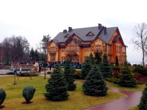 Yanukovich estate