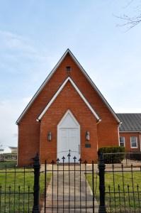 Lucketts church