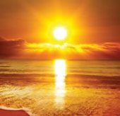 God - sunrise
