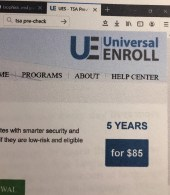 Security - Univ Enroll