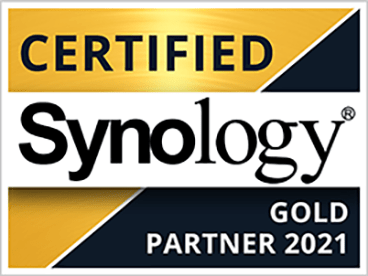 Certified Synology Gold Partner