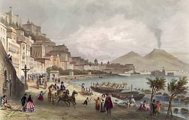Emile Rouargue  - Lovisolo - Napoli