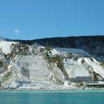 Lipari_Bimstein_Steinbruch (Isola di Lipari – Un viaggio con Daniele)