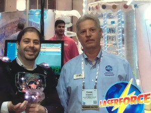 IAAPA Attractions Expo Laserforce