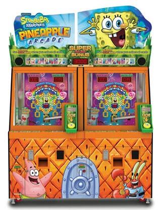 SpongeBob Pineapple Andamiro