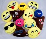 Emoji Jumbo Plush Pack