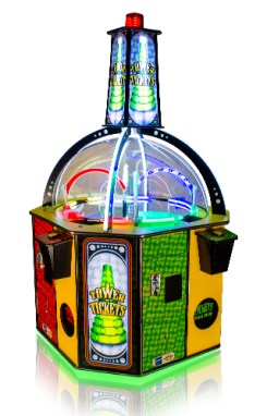 tower of tickets game