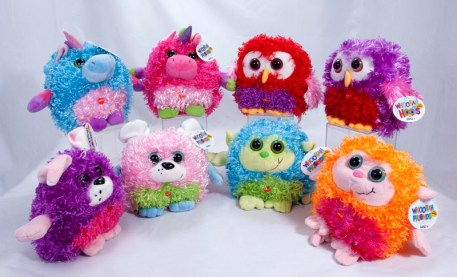 Whoorah Hoots Plush Friends With Sound