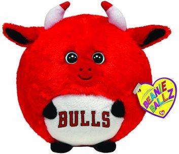 TY NBA Beanie Ballz - Chicago Bulls