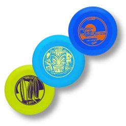 Wham-O Beach Frisbee Asst