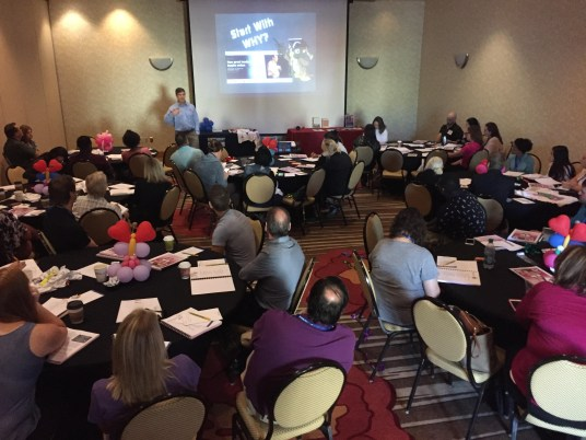 Birthday University held a packed 2-Day Program August 23-24 in Atlanta GA.  Frank 'the Crank' Seninsky presented a special session on 'Understanding the 'Big Picture' of what an FEC is all about'
