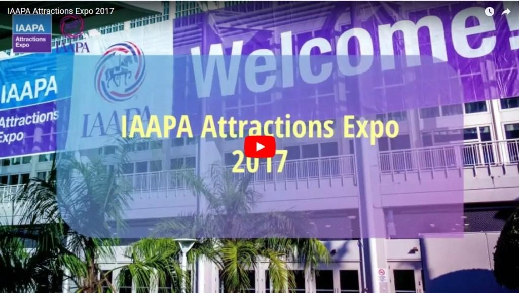 IAAPA Expo 2017 Video