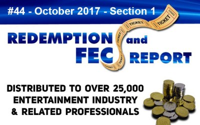 The Redemption & Family Entertainment Center Report – October 2017 Section 1