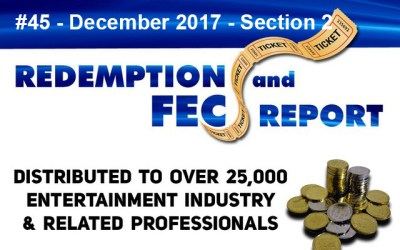 The Redemption & Family Entertainment Center Report – December 2017 Section 2