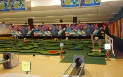 Mini-Golf – Major Decision For Bowling Centers