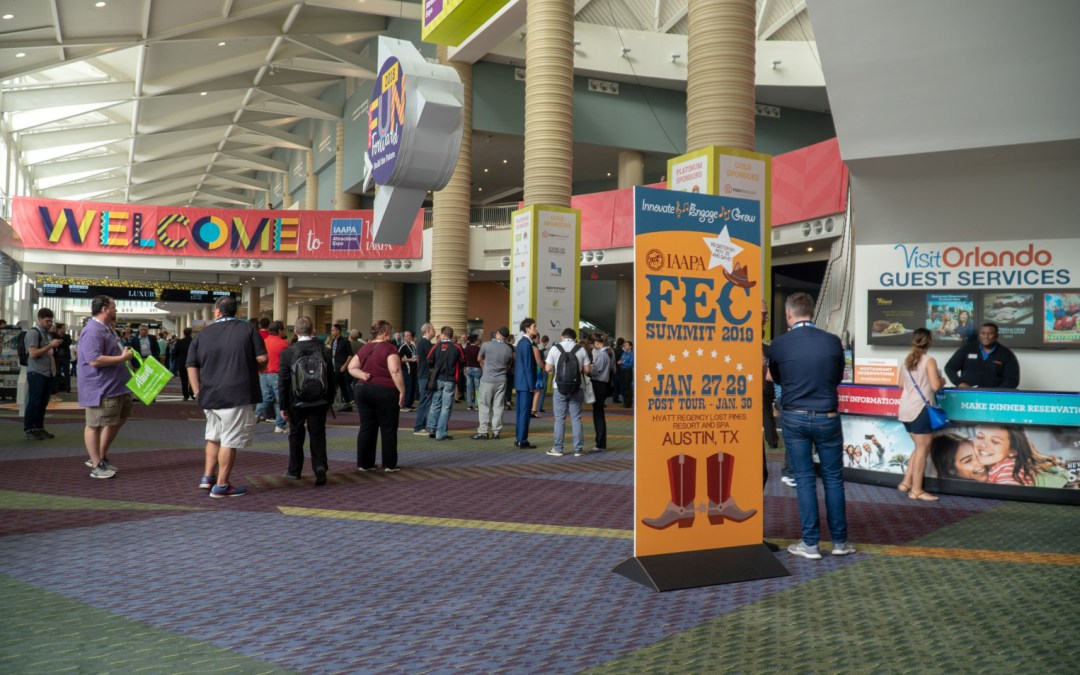 IAAPA FEC Summit 2019 – January 27-29