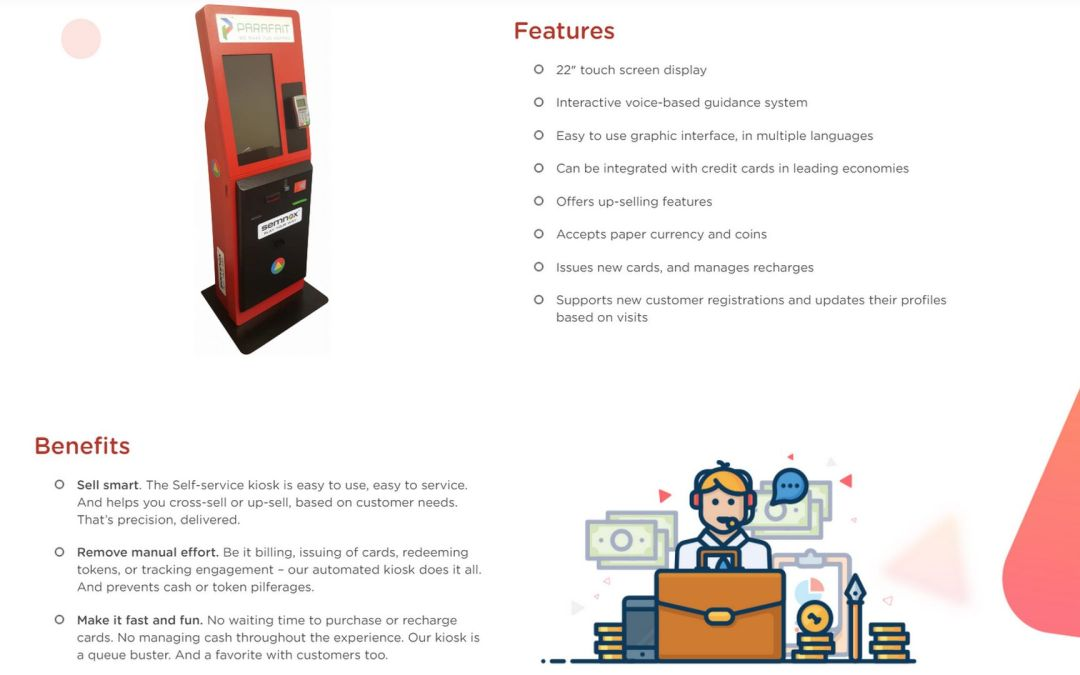Semnox Solutions Launches New Redemption Kiosk