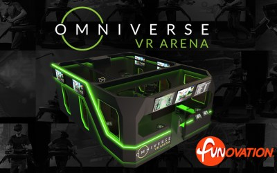Virtuix VR Arena eSports Earns $30,000 in 30 Days!
