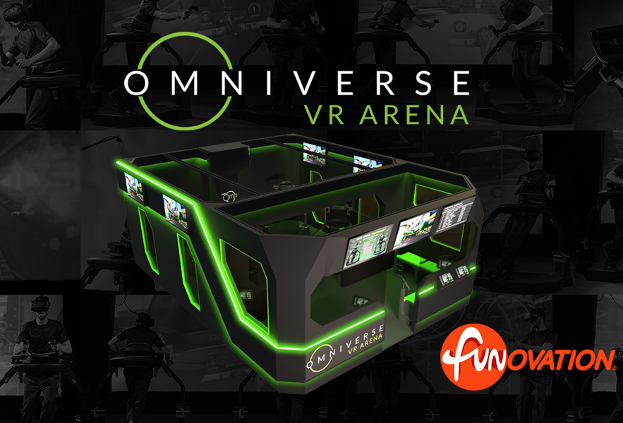 Virtuix's 1st Omni VR Arena Earns $10,000+ In 10 Days