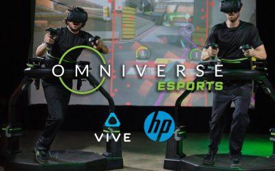 Virtuix & Funovation Report eSports Tournament January 2019 Revenue Data on Omniverse VR Arena