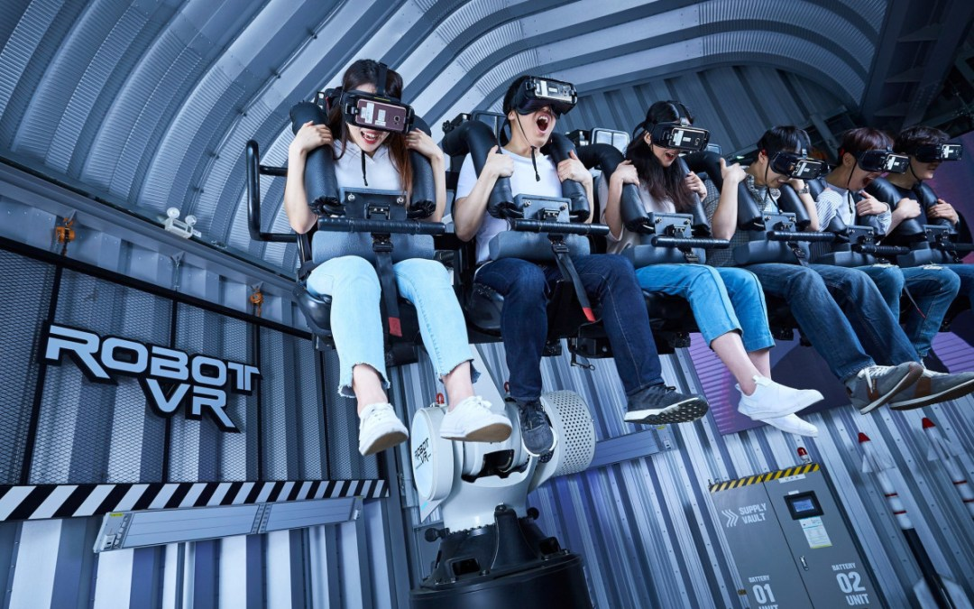 Virtual Reality Theme Parks are Beaming Into Dallas-Fort Worth