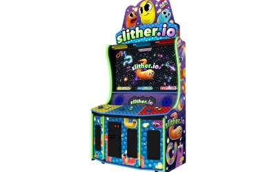 Slither.Io By Raw Thrills Hits the Market