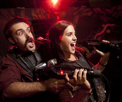 Zone Laser Tag Installs 110 Player Helios2 System at Stratum-Mesa AZ